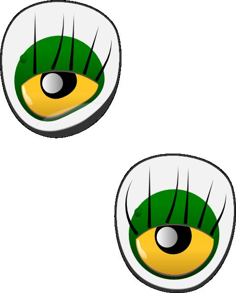 alien clipart eye