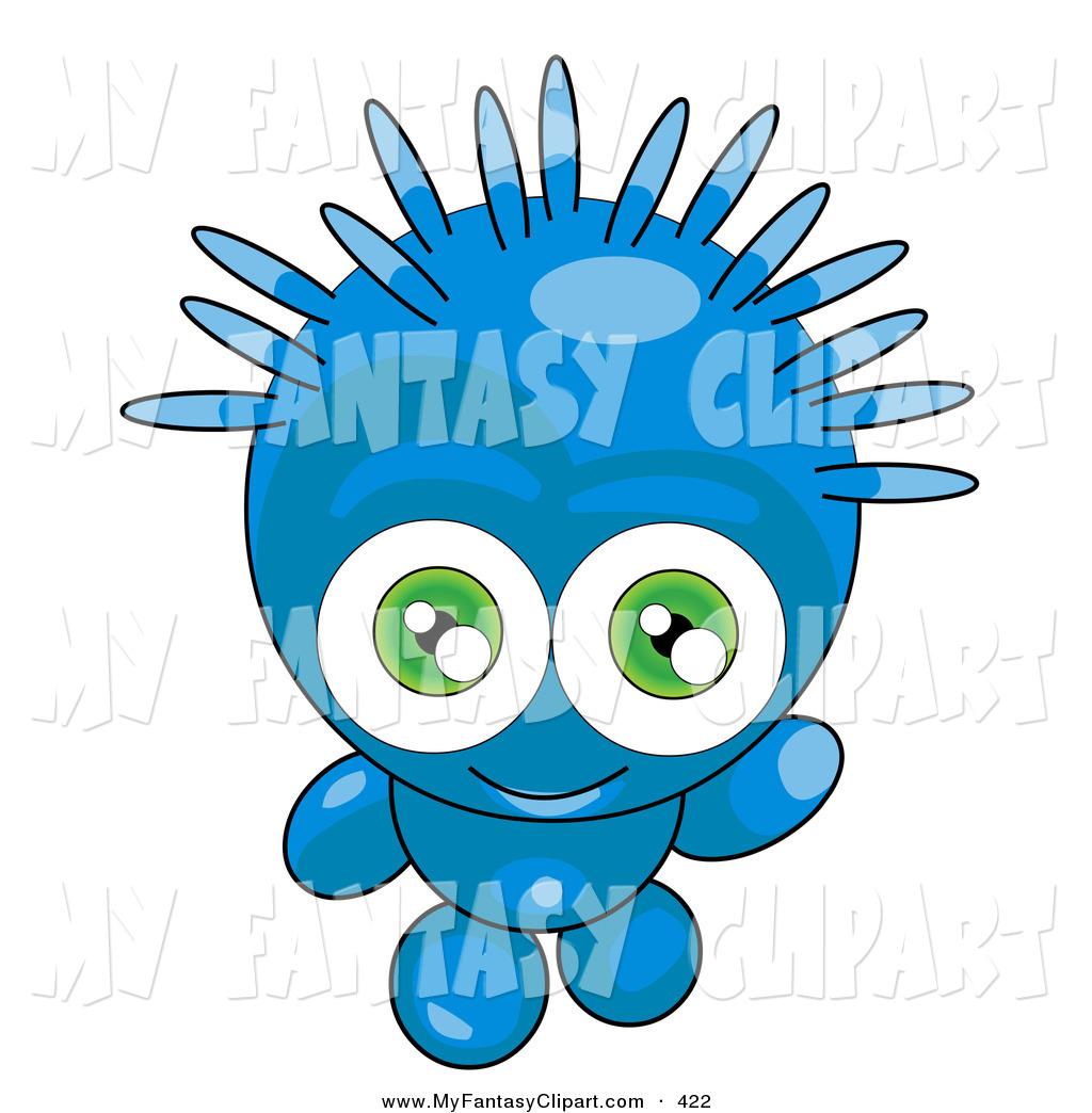 Clip art of a. Alien clipart friendly