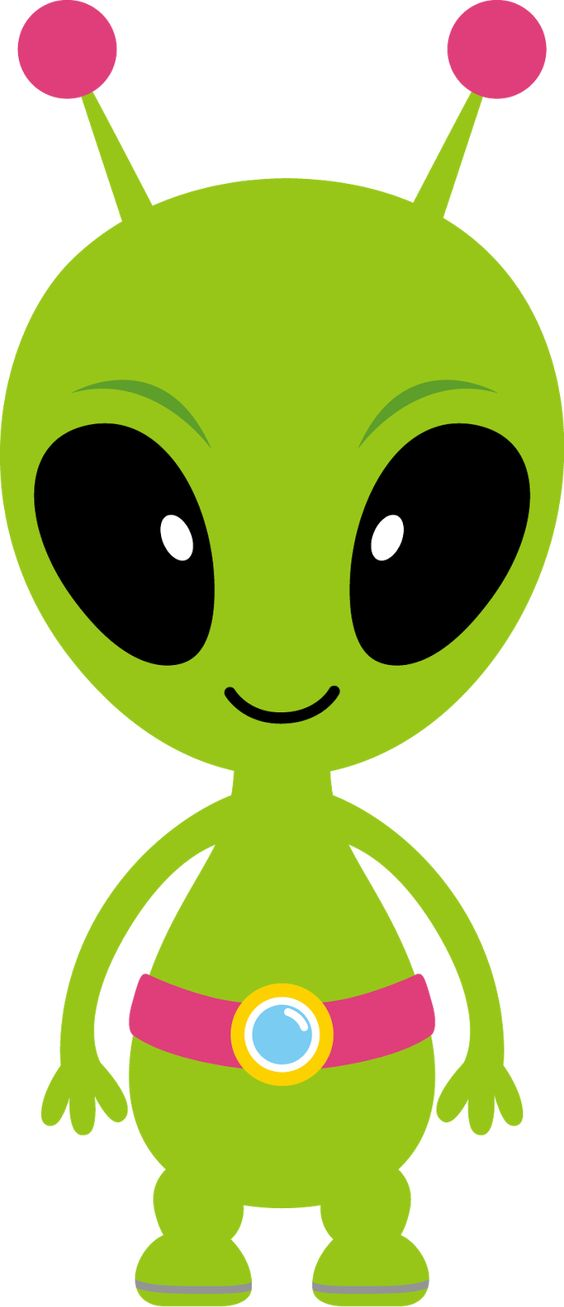 Alien clipart happy. Free girl cliparts download