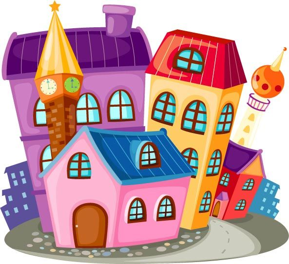 Alien clipart house.  best cartoon houses