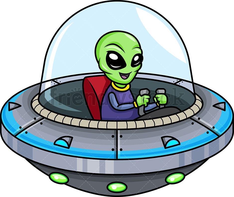 Pin on art board. Ufo clipart starship
