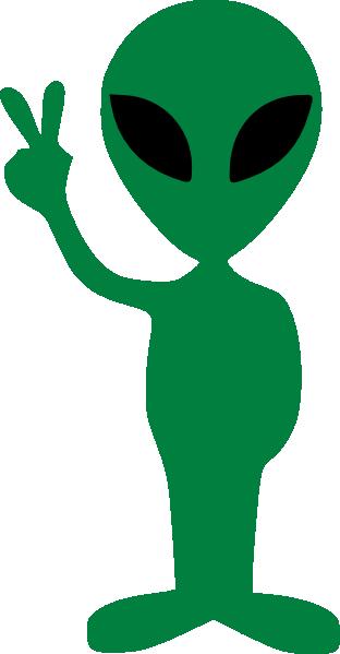 Alien clipart peace sign. Free download clip art