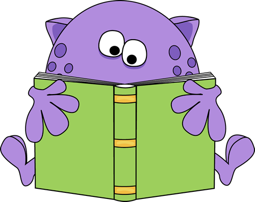 Free cliparts download clip. Alien clipart reading