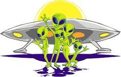 best aliens images. Alien clipart real
