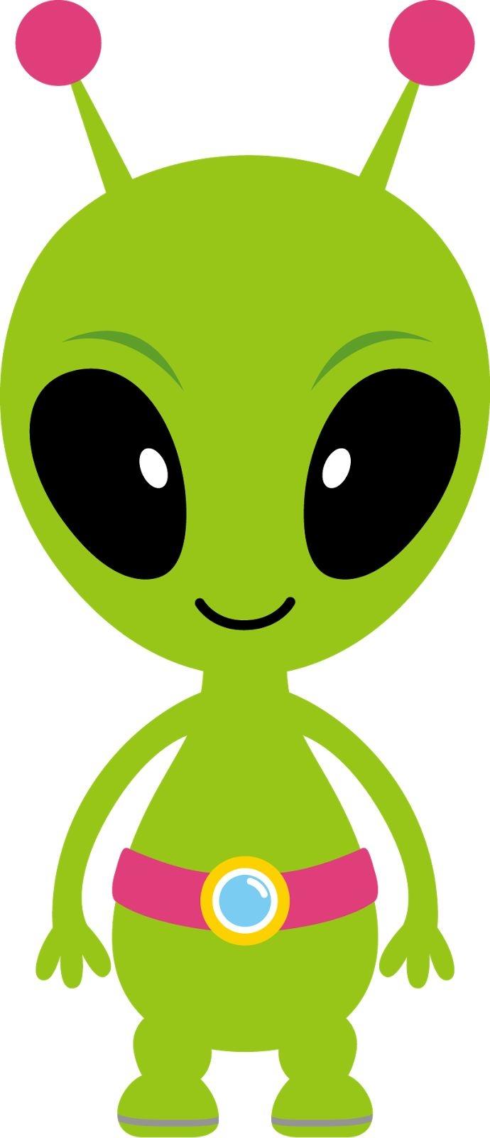alien clipart real