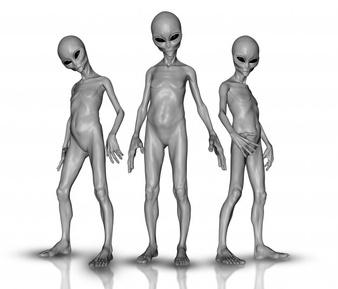 Vectors photos and psd. Alien clipart realistic