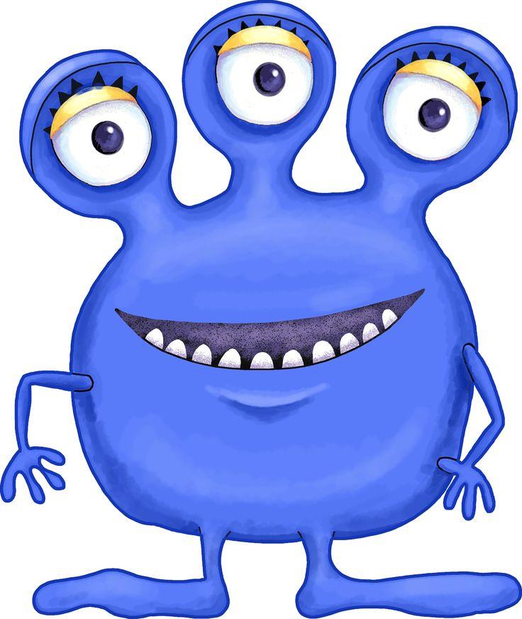best monsters images. Arms clipart alien