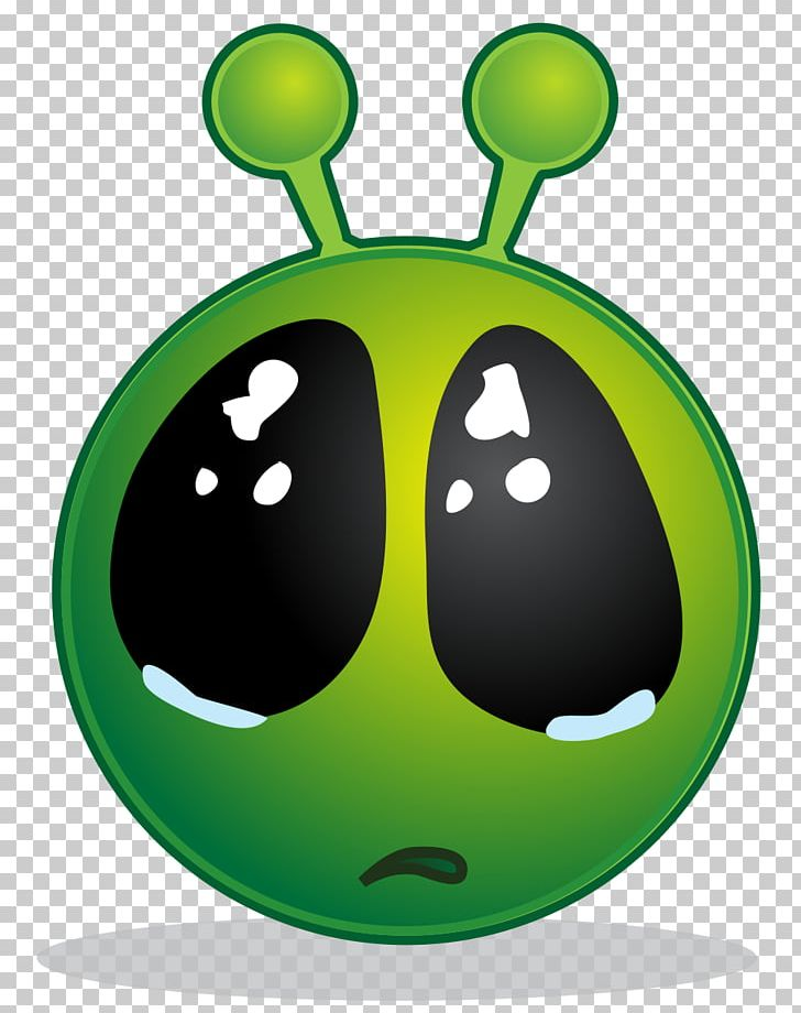 Smiley emoticon png big. Alien clipart sad