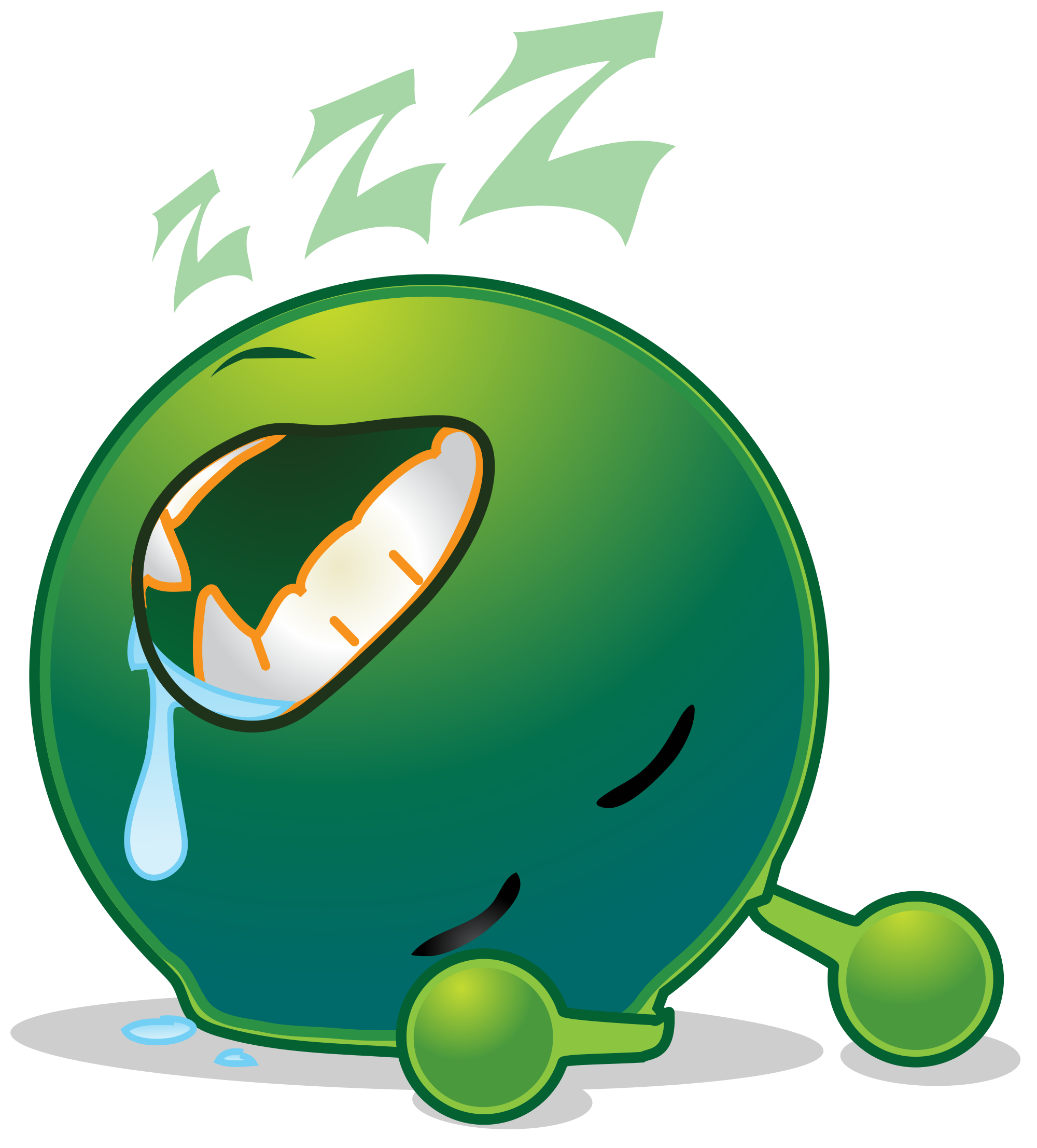 clipart sleeping deep sleep