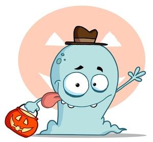 Alien clipart spooky. Free monster image halloween