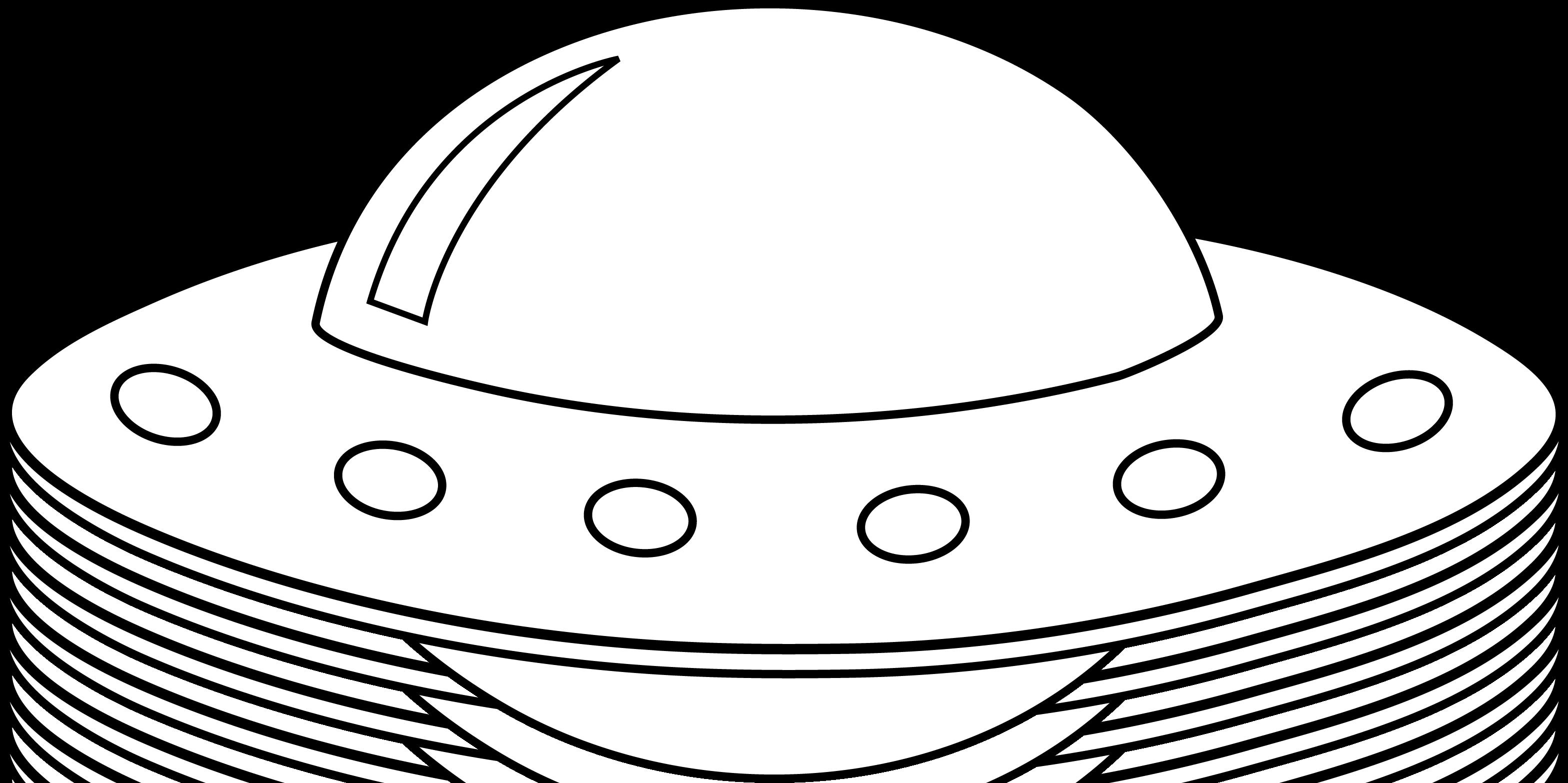collection of alien. Ufo clipart line art