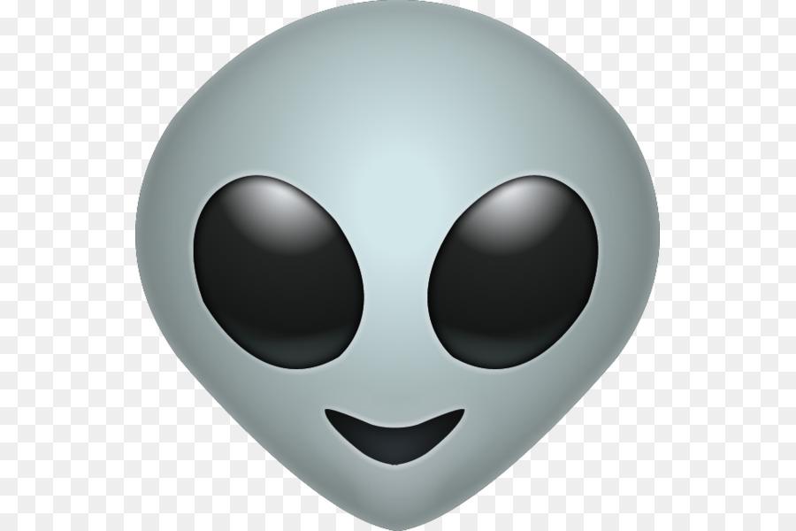 Emoji life sticker clip. Aliens clipart extraterrestrial