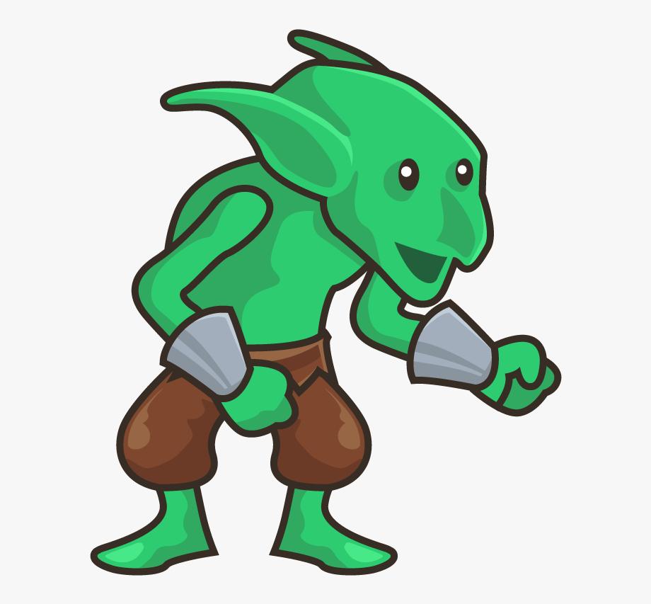 Cartoon cliparts cartoons jing. Aliens clipart goblin