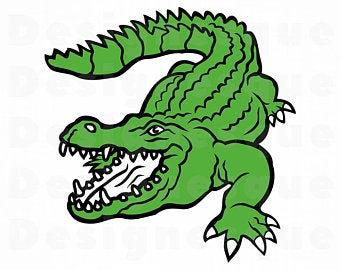 Etsy . Alligator clipart