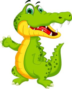 Alligator clipart. Cute baby free images