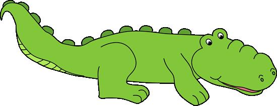 Clipart alligator.