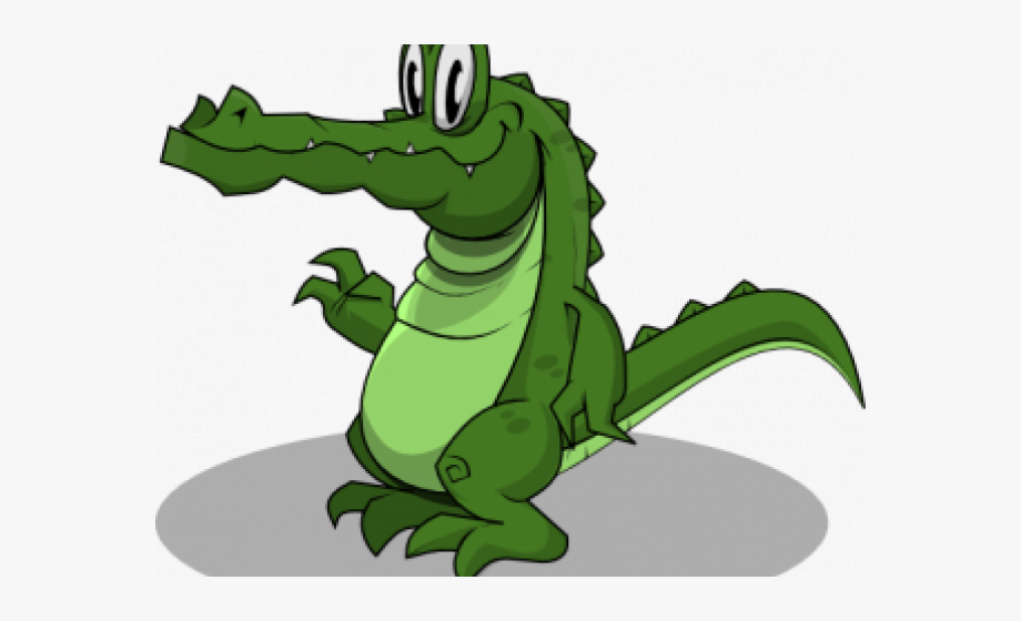 Alligator clipart american alligator. Green object crocodile cartoon