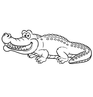 Alligator crocodile jpg clipartpost. Gator clipart outline