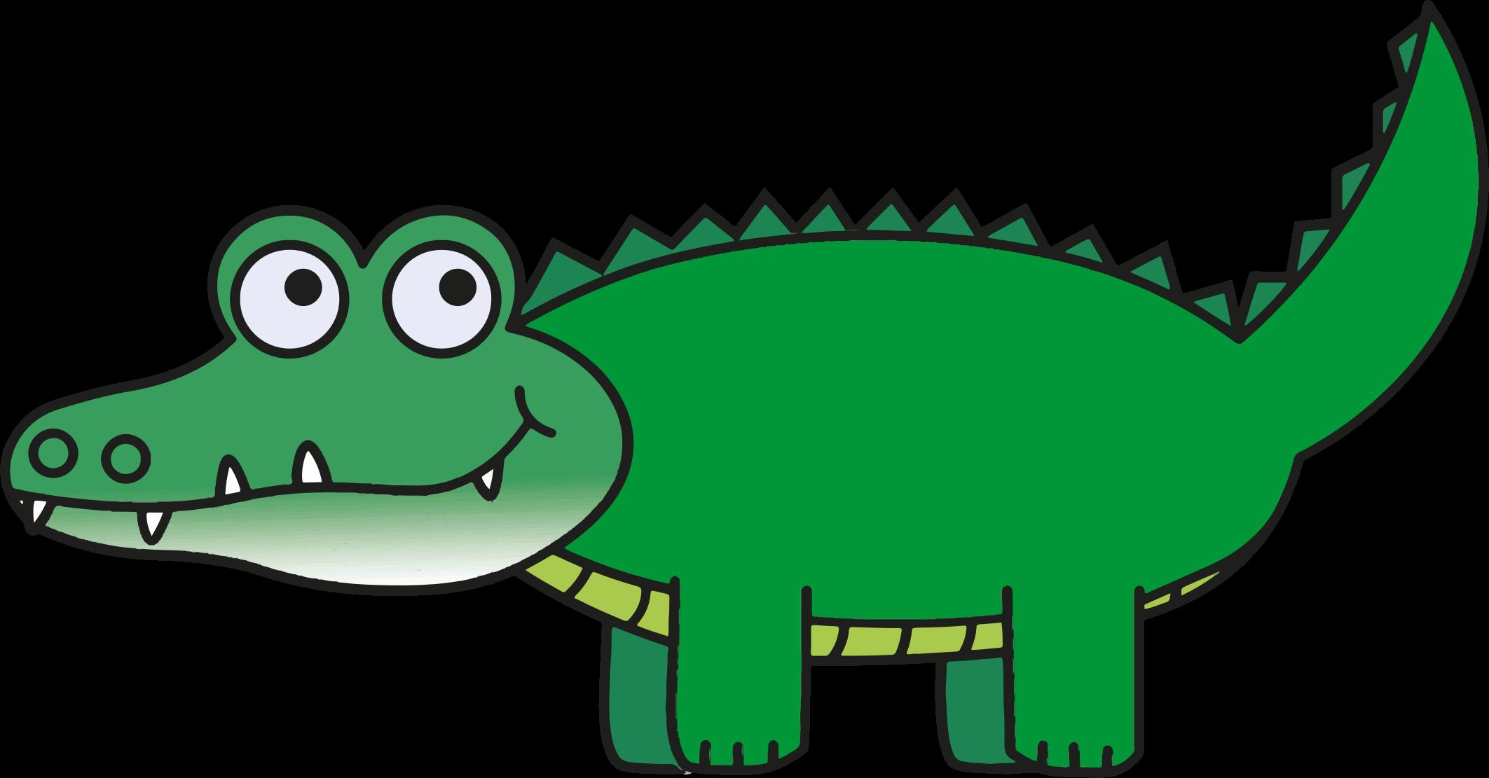 Purple clipart crocodile. Cartoon alligator clip art