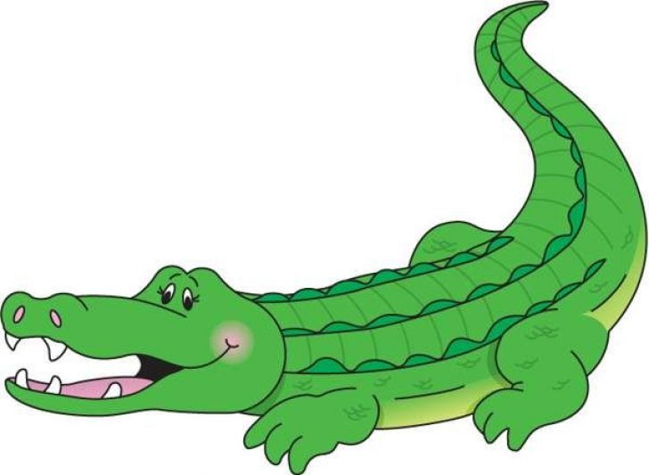 Alligator clipart kid. Free teacher download clip