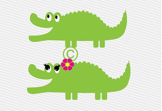 Svg crocodile kids . Alligator clipart kid