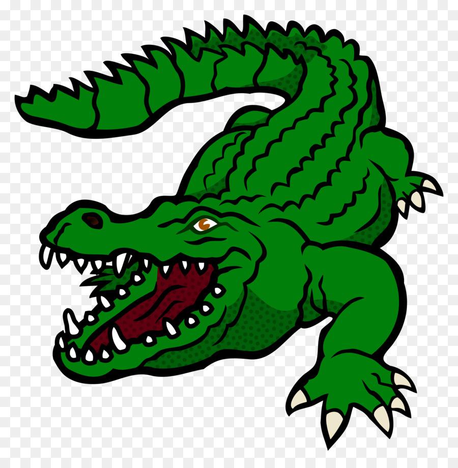 Alligator nile crocodile