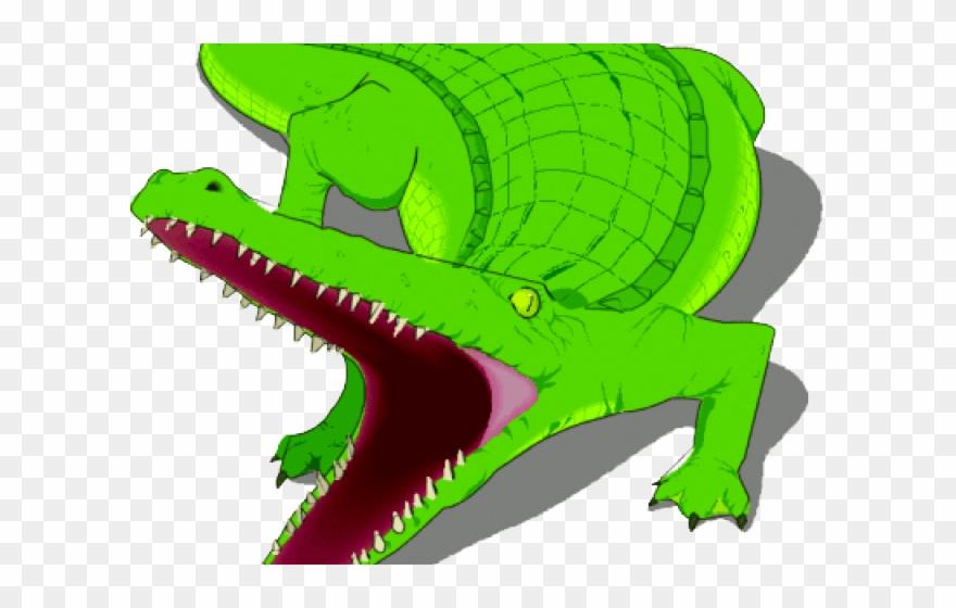 Alligator clipart open mouth. Crocodile