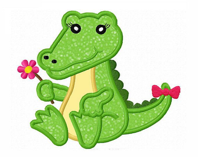 Alligator clipart purse.  best cocodrilos images