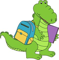 Free printable name tags. Alligator clipart purse