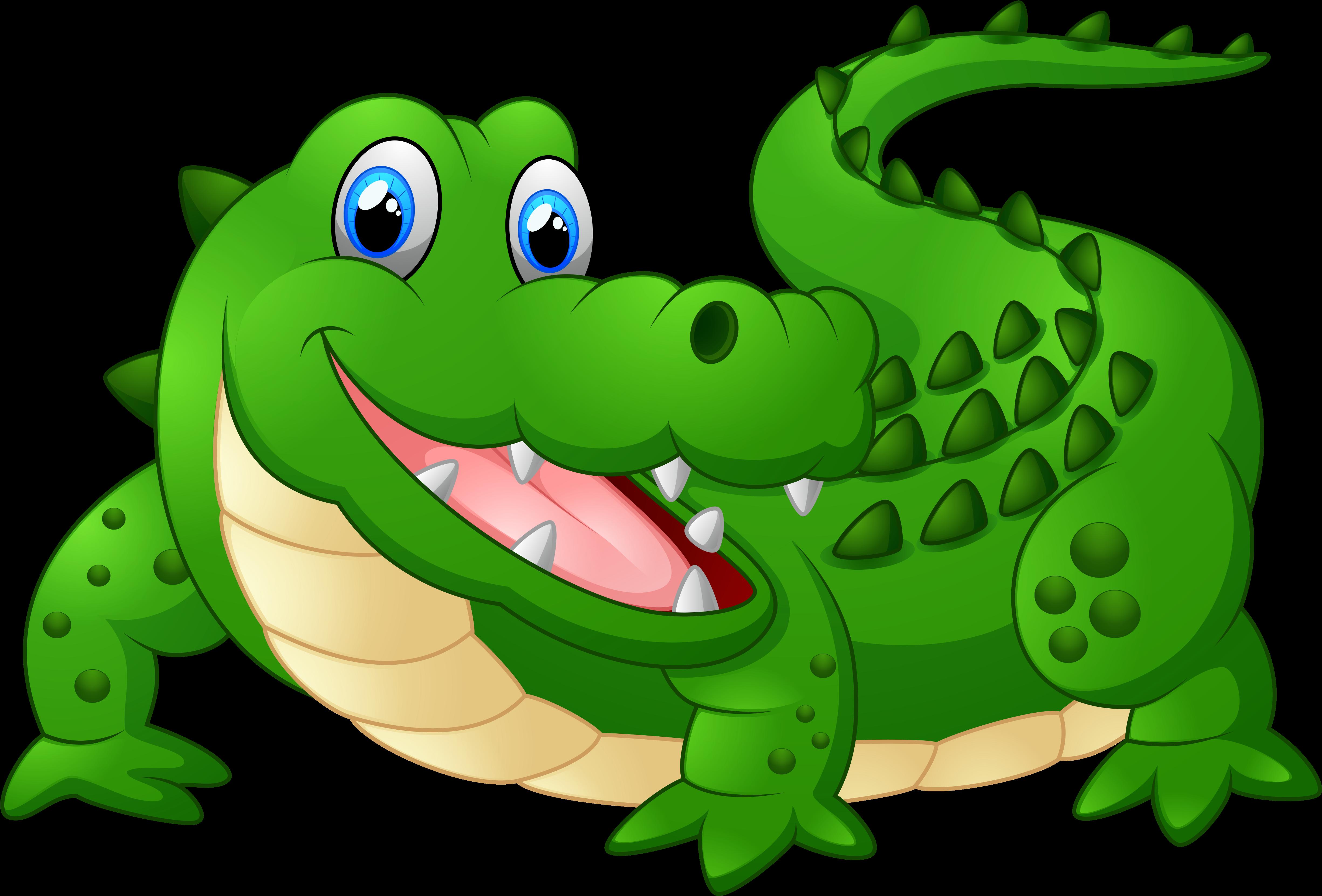 . Alligator clipart saltwater crocodile