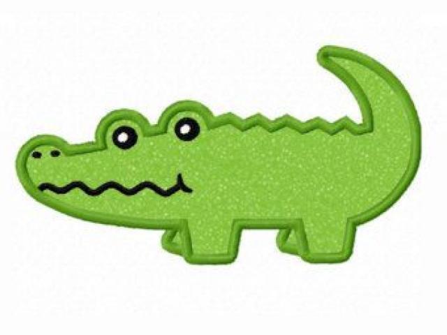 Crocodile clipart simple. Free alligator download clip