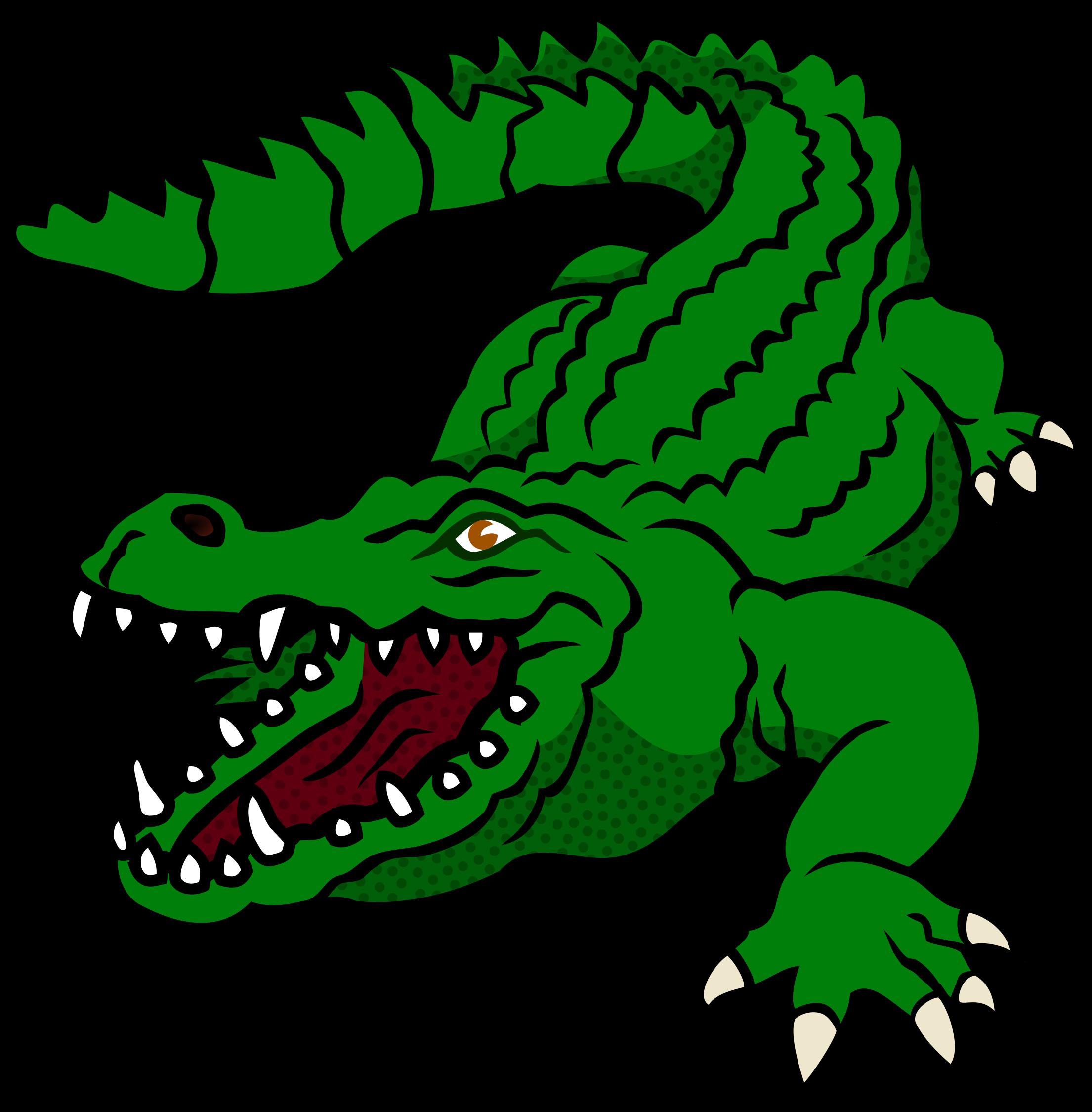 Cilpart attractive design ideas. Crocodile clipart gambar