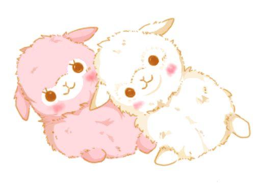 Alpaca clipart adorable.  best alpacasso images