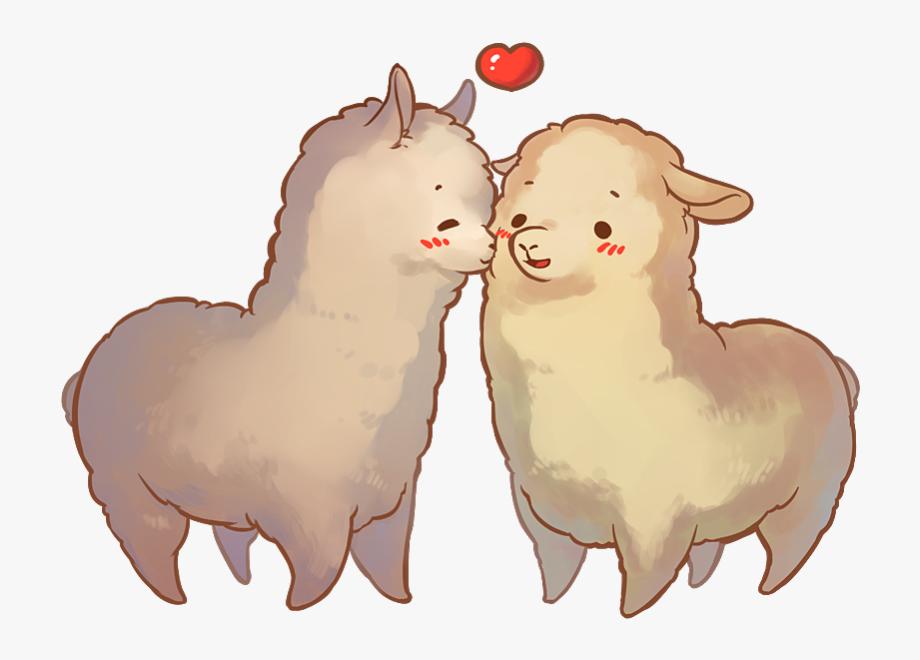 Alpaca clipart animal american. And llama cute
