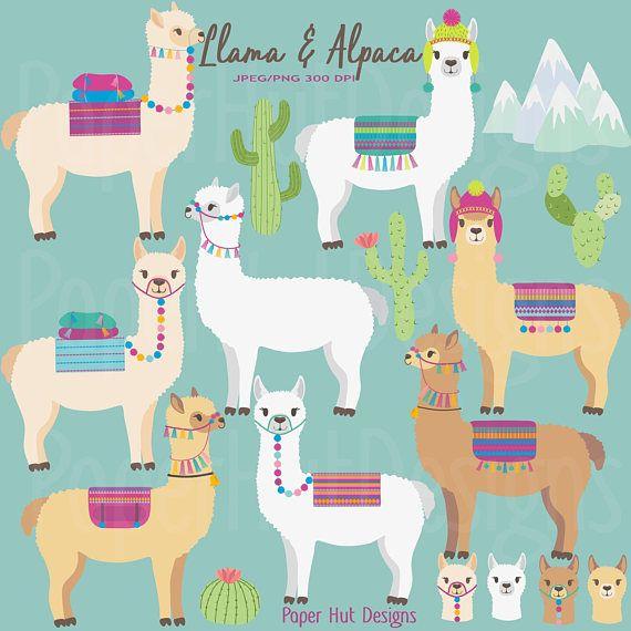 Clip art cactus clipartalpaca. Alpaca clipart baby llama