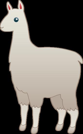 clipartlook. Alpaca clipart clip art