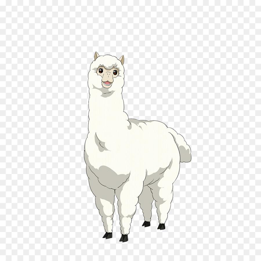 Love live school idol. Alpaca clipart cute anime