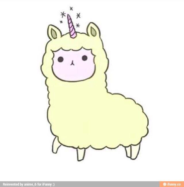 best llama images. Alpaca clipart cute anime