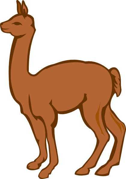 Alpaca clipart lama. Free cliparts download clip