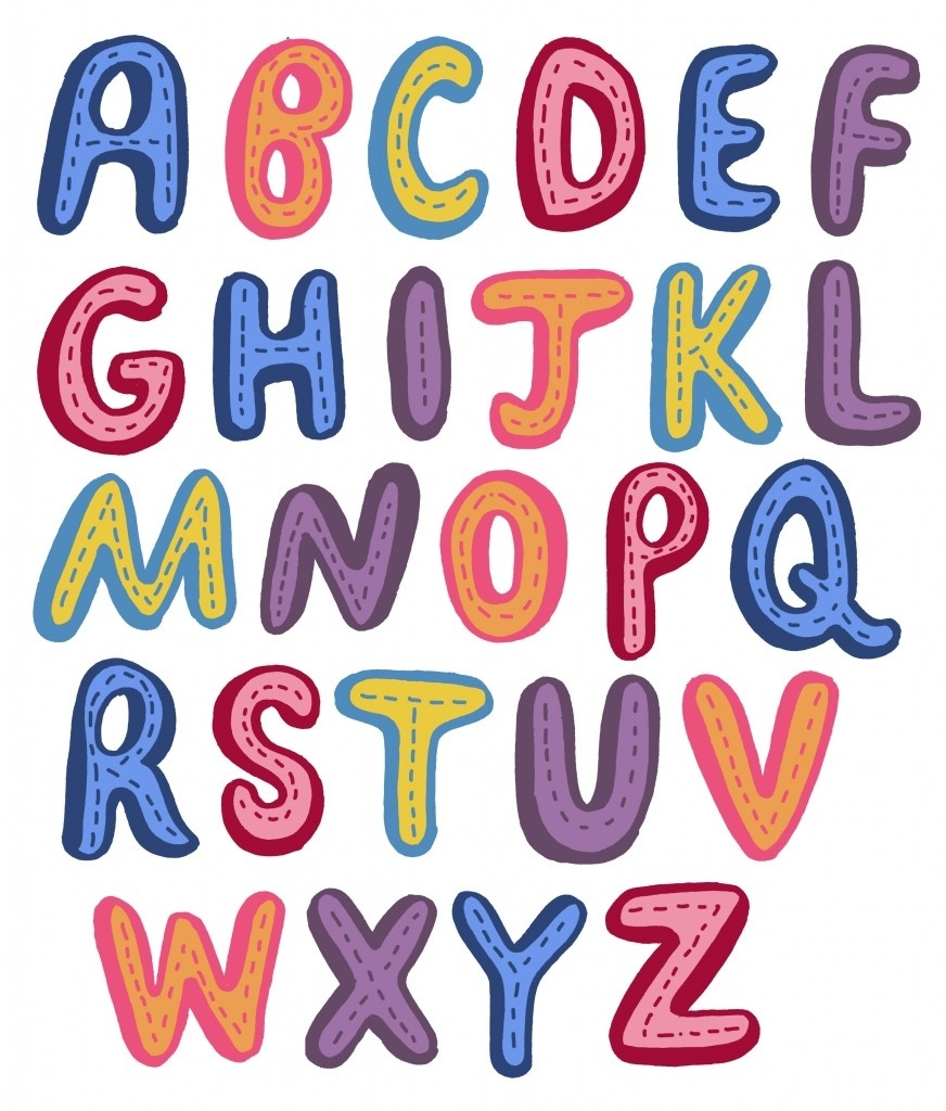 Alphabet clipart animated. Best of letters clip