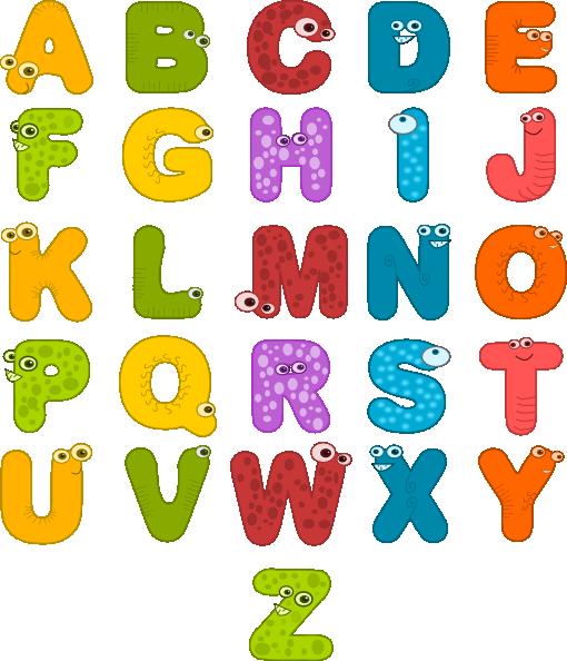 Alphabet clipart animated. Alphabets group clip art