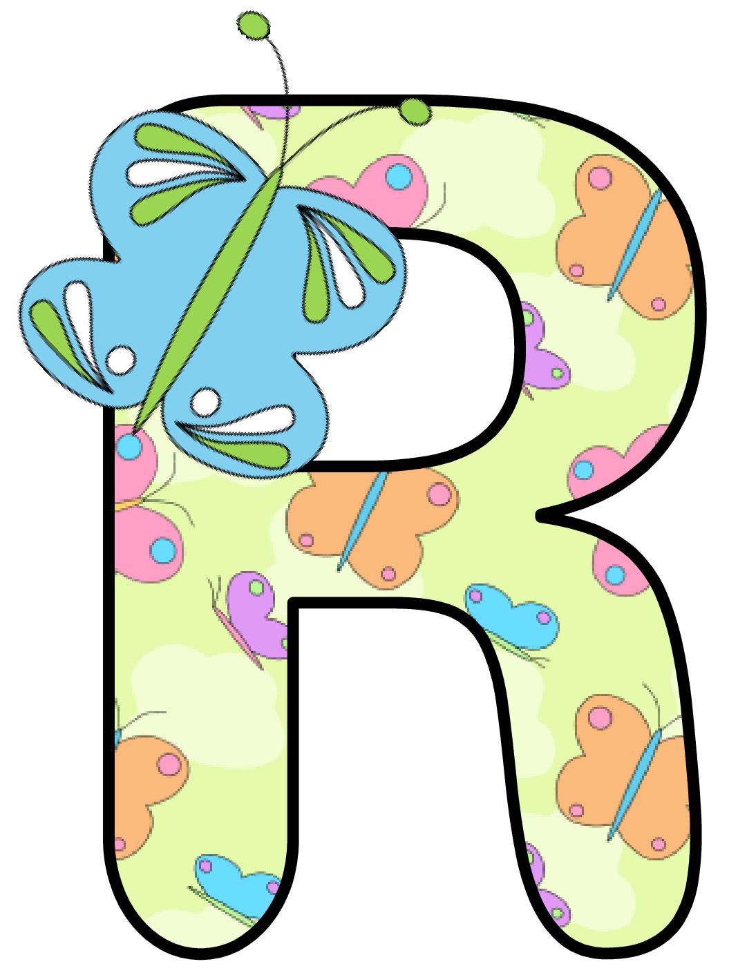 Ch alfabeto mariposas de. B clipart animal alphabet letter
