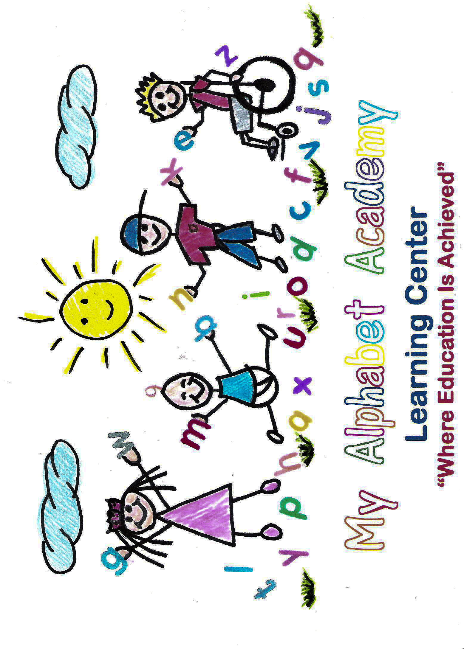 My academy alton tx. Alphabet clipart child care provider