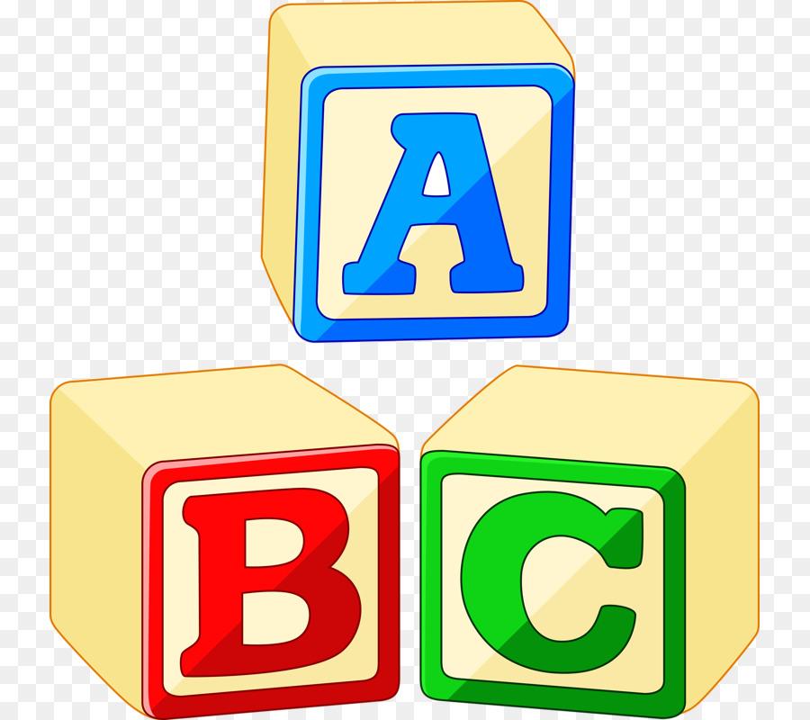 Toy alphabet stock photography. Block clipart cube
