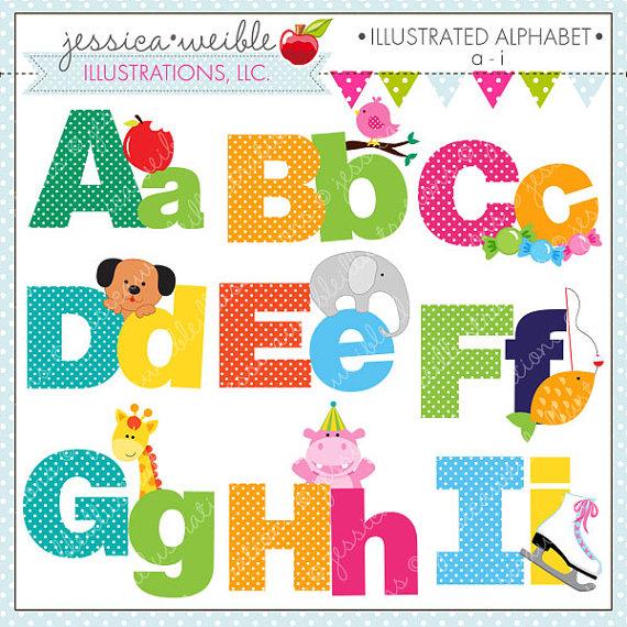 Alphabet cute