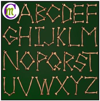 Bone clip art cm. Alphabet clipart dinosaur