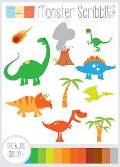 Alphabet clipart dinosaur. A z clip art
