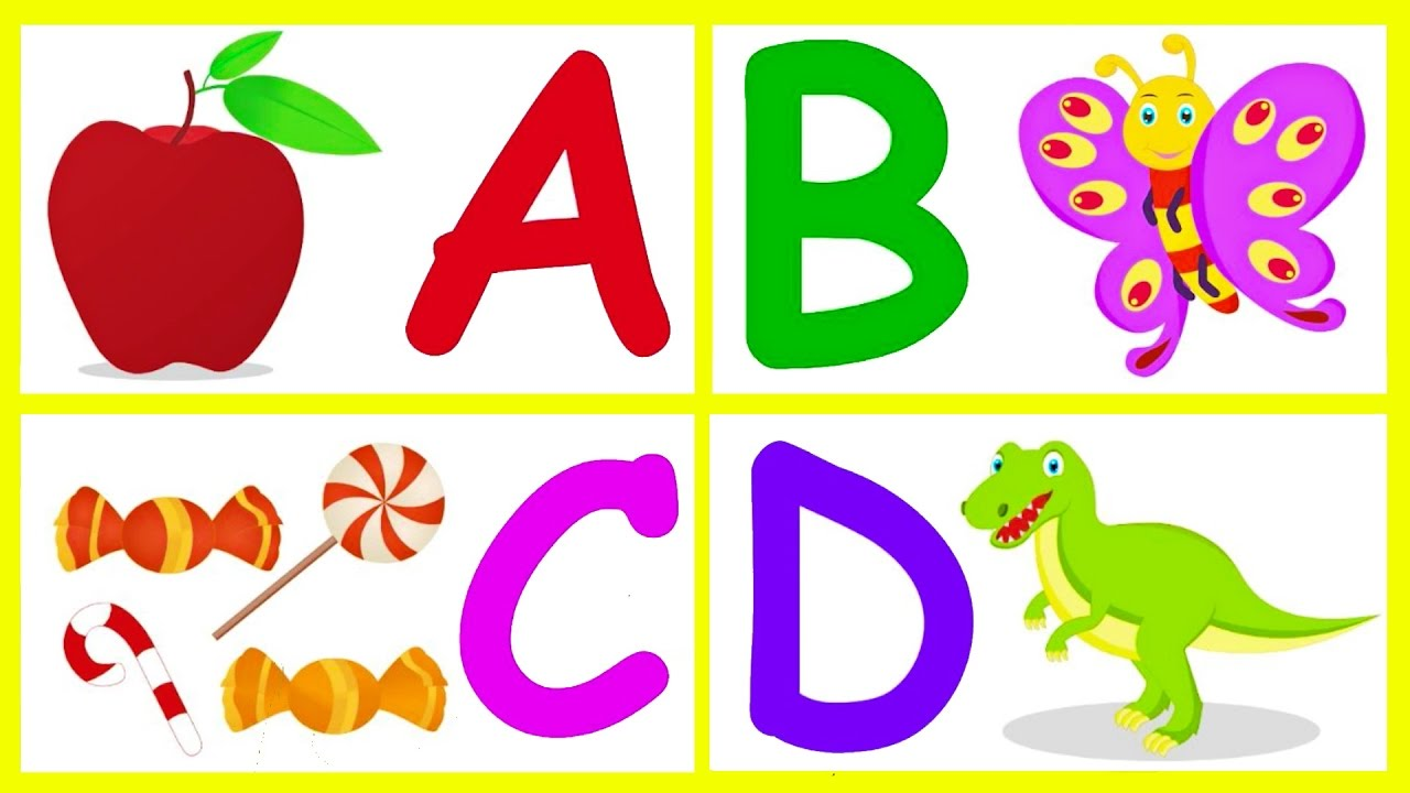 Alphabet clipart english alphabet. Letters for kids children
