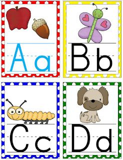Large flashcards that you. Alphabet clipart flashcard