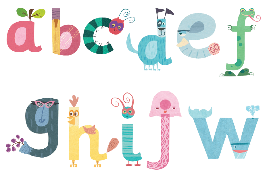 Printable flashcards . Alphabet clipart flashcard